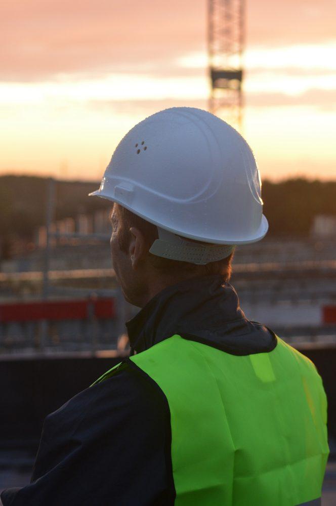 Jonathon Randles, Qauntity Surveyor, Wates Construction